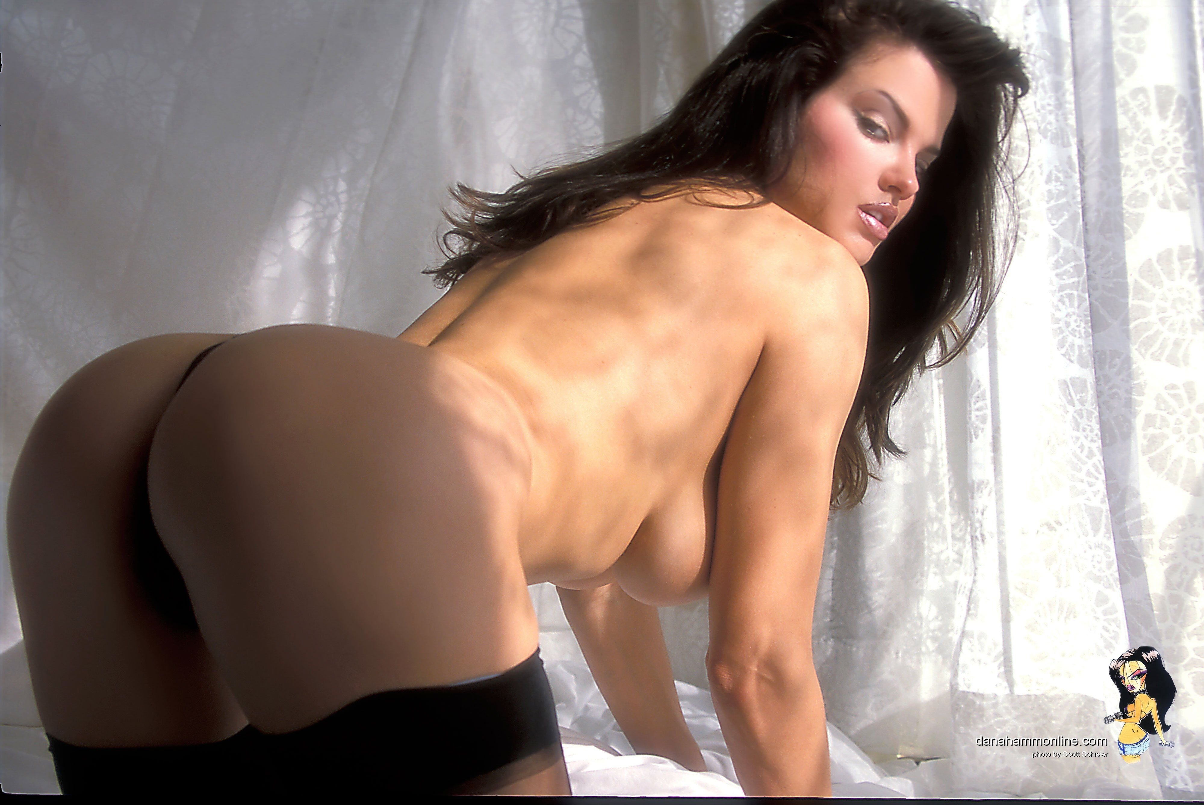 Dana hamm nude