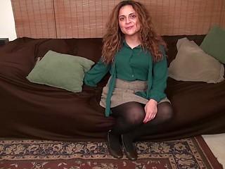 Mature pantyhose russian Women in
