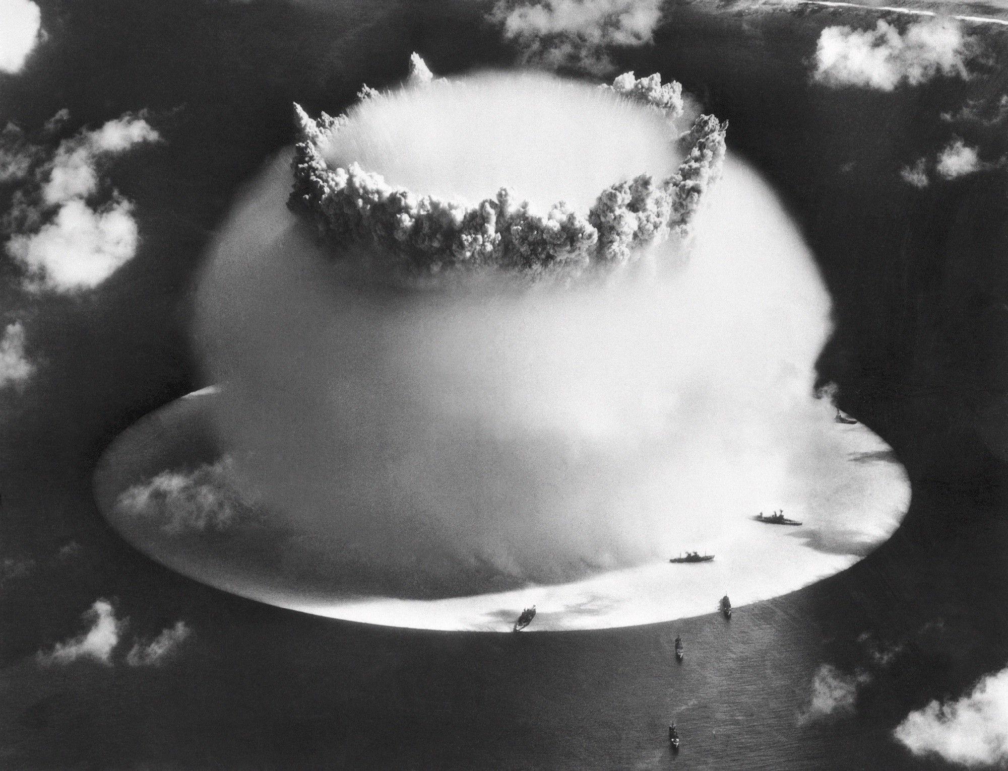 best of Atoll Atomic bikini test at