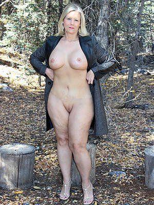 best of Woman Mature outdoor
