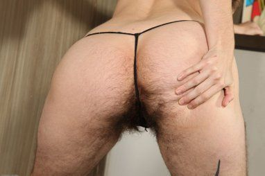Barrel reccomend thong hairy