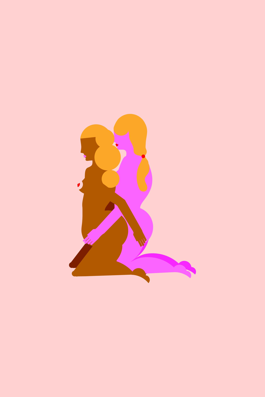 Sexual position 69 for lesbians - Excellent porn