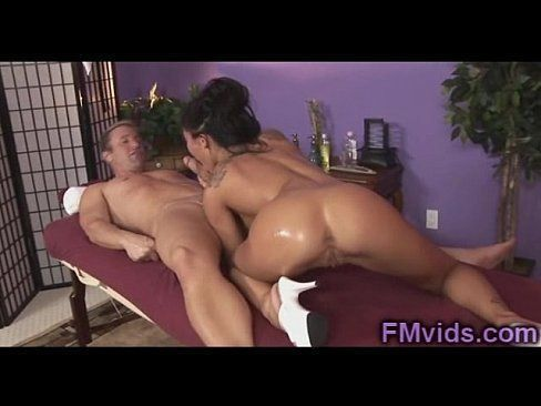 Massage ebony handjob xvideo