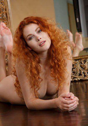Nude Redheaded Women