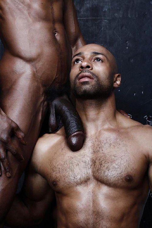 Naked black Leon Black