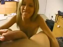 Clutch reccomend Blondie pays her bills with blowjob