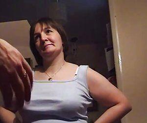 Busty granny free movie clips