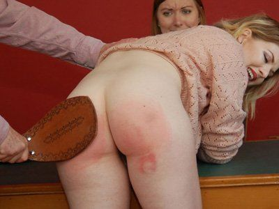 The best way to spank