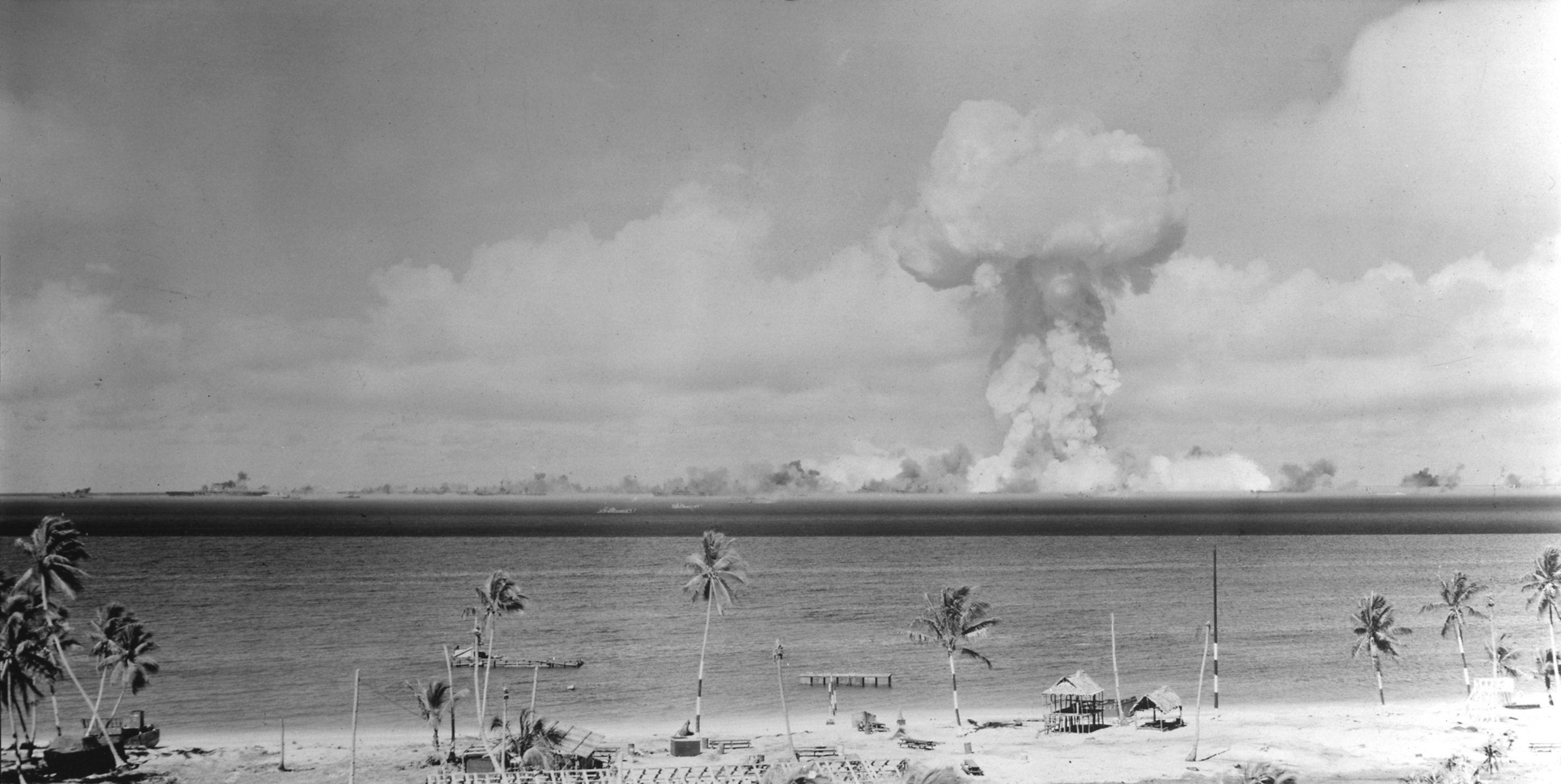 Jolly reccomend Atomic test at bikini atoll