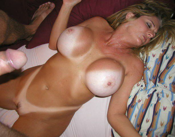best of Mom tanned