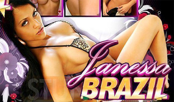 Janessa brazil dildo video