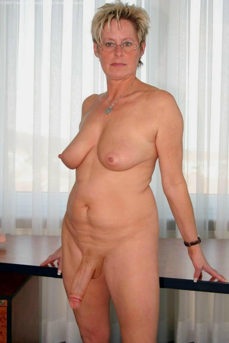 Mature chicks with dicks Why Penile Implants Are