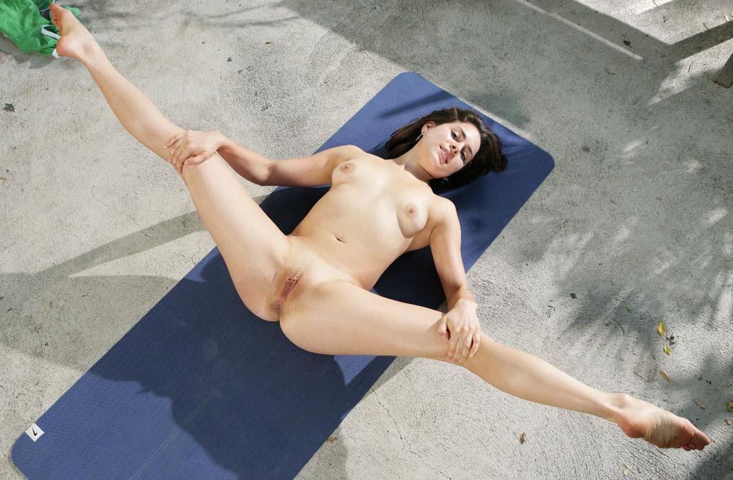 best of Nude hot yoga